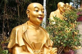 10 Thousand Buddhas Monastery, Hong Kong