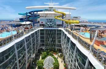 Cruise Ship Onboard