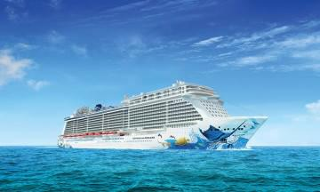 Norwegian Escape Cruise Liner