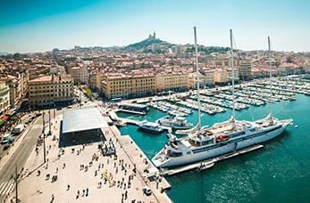 French Riviera Port