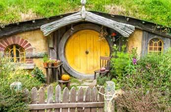 Hobbit House New Zealand