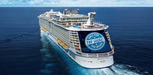 Harmony of the Seas Cruise Ship