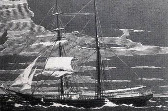 Mary Celeste Ghost Ship