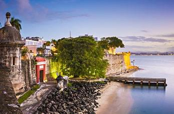 San Juan in Puerto Rico