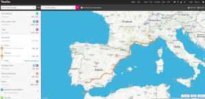 Rome2Rio travel planning tool