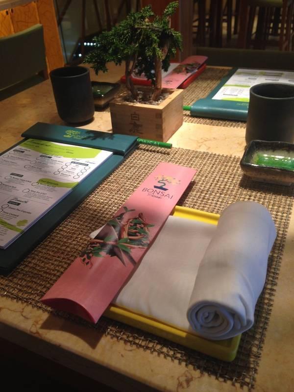 Bonsai Sushi Speciality Restaurant