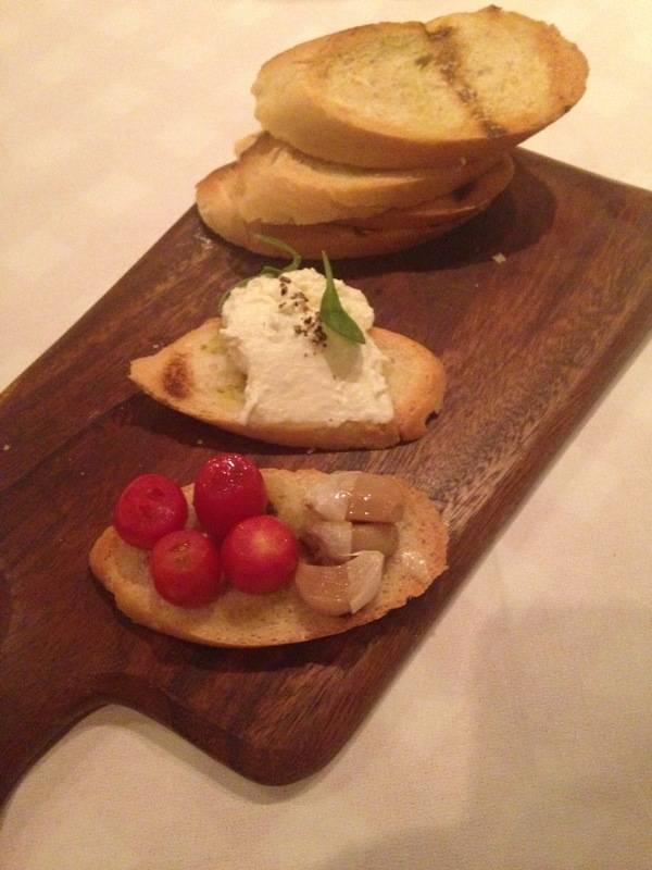 Bread Board from Cucina Del Capitano