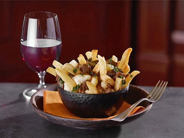The Salty Dog Beef Short Rib Poutine