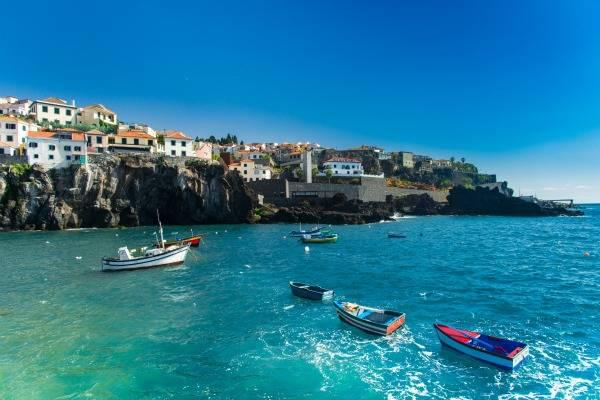 Harbour in Madeira