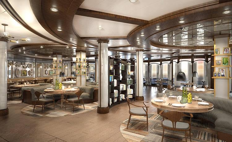 Share Restaurant Interior Design