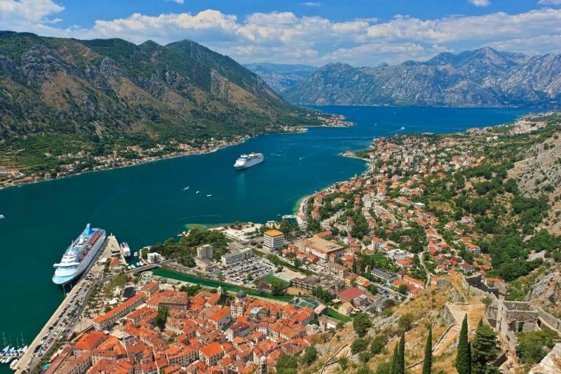 Kotor Cruise Port