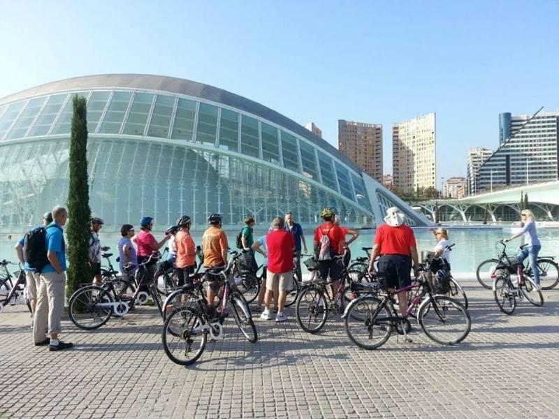 MSC Valencia Cycle Tour Excursion