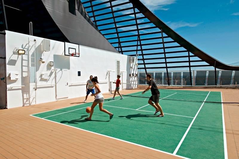 MSC Sports Court