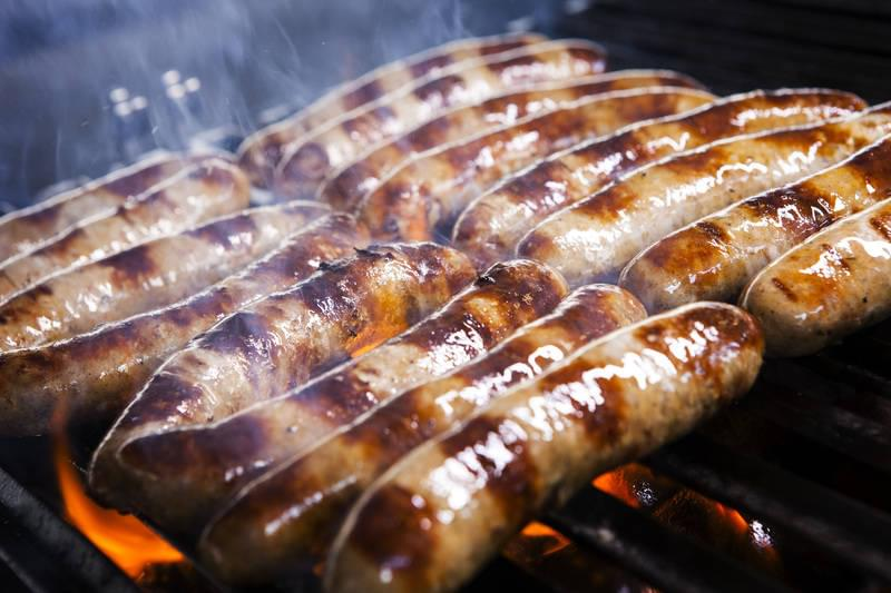 Pig and Anchor Sausages