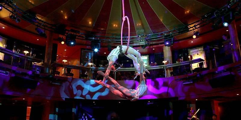Norwegian Cruise Lines Cirque Dreams Dinner Show
