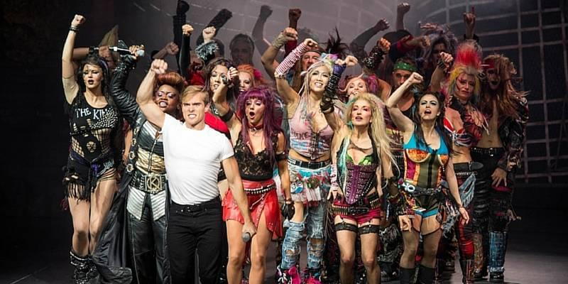 Royal Caribbean production of We Will Rock You