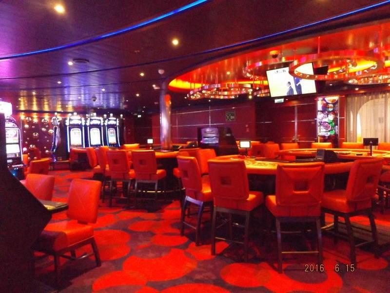 Carnival Vista Casino