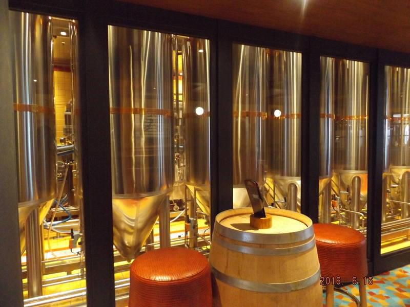 The Red Frog Brewery on Carnival Vista