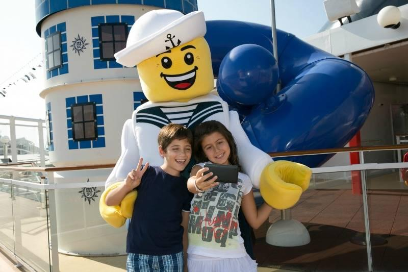 MSC Lego Kids Club