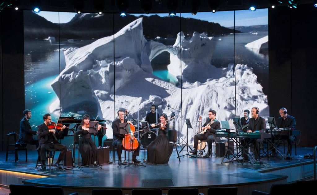 BBC Earth Experience Concert on Holland America Cruise