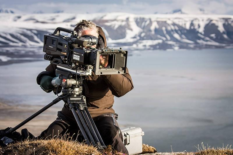 BBC Earth Videographer