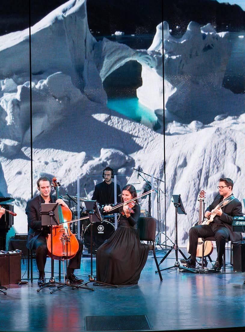 Holland America BBC Concert