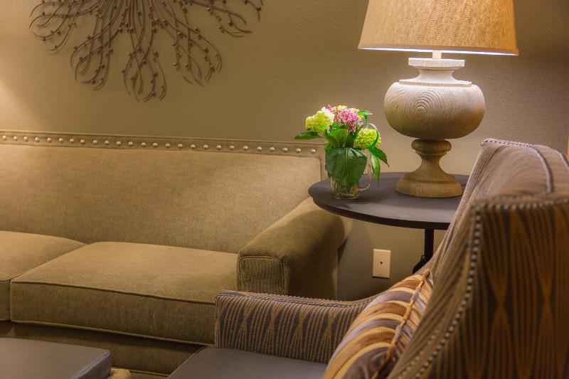 Mini suite interior - McKinley chalet resort