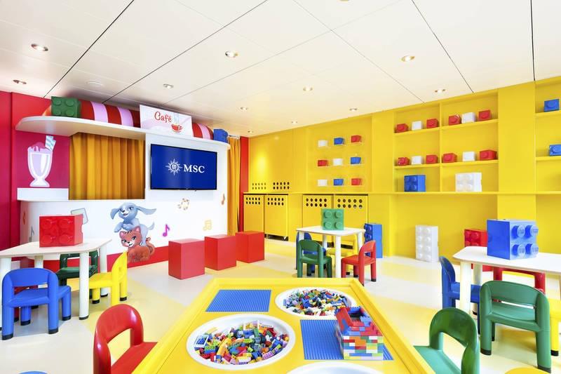 MSC Lego Mini Club