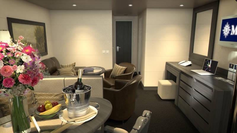 Duplex Suite on MSC Meraviglia
