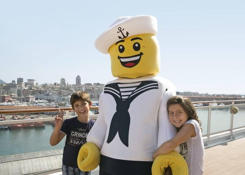 MSC Lego Experience