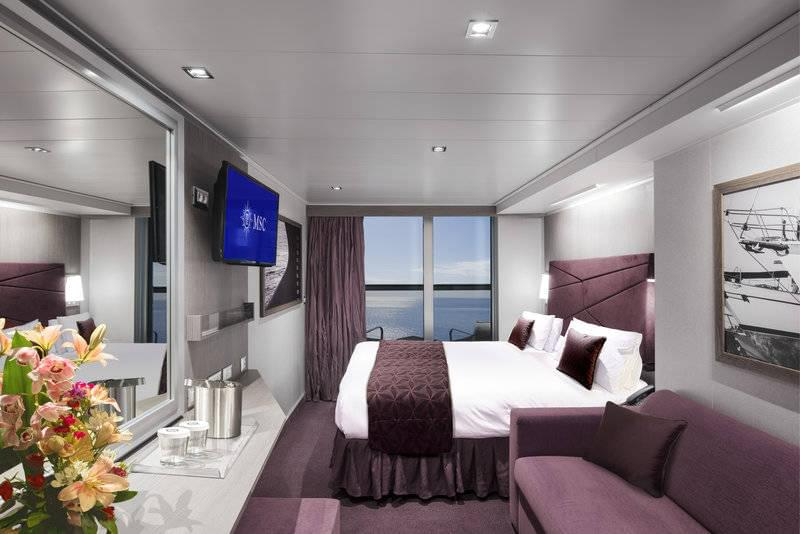 Everything You Need To Know About The Msc Seaside